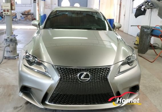 Lexus IS 250 Fsport 2015 USA, После